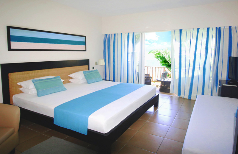 Chambre Deluxe Club - Pearle Beach Resort & Spa