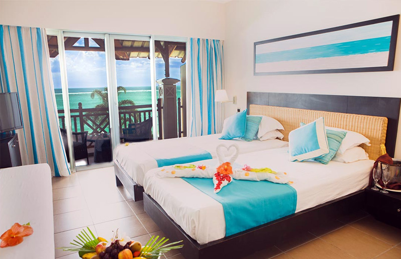 Chambre Deluxe Vue Jardin - Pearle Beach Resort & Spa