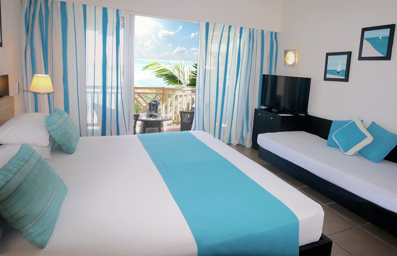 Chambre Deluxe Vue Mer - Pearle Beach Resort & Spa