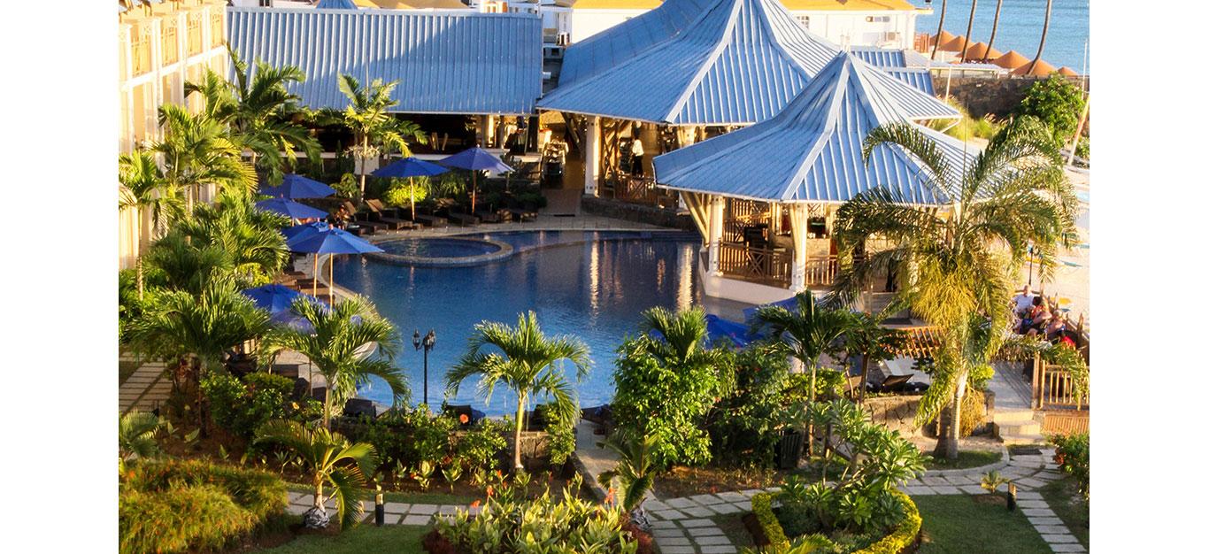 Pearle Beach Resort & Spa Pool Mauritius