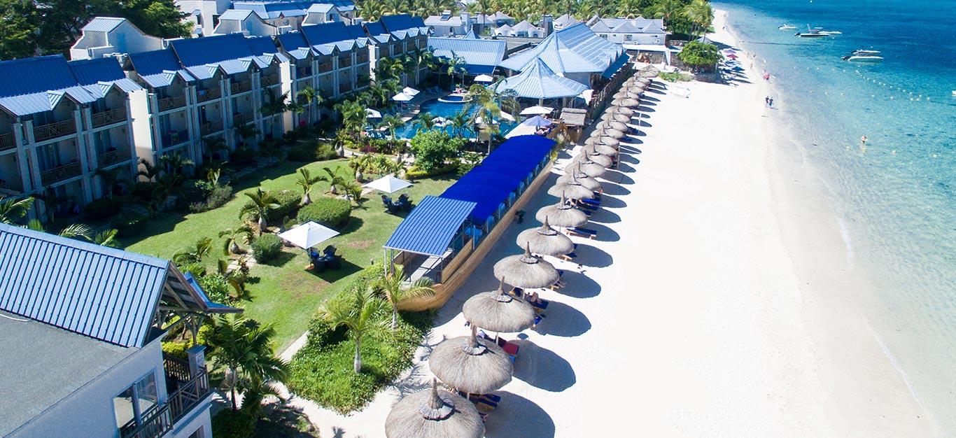 Pearle Beach Resort Spa Website